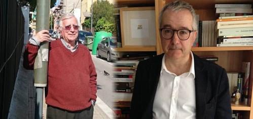 Tomas Alcoverro y Alfonso Armada
